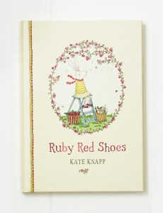 Ruby Red Shoes Book 1